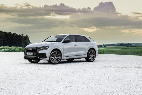 Video Review: Audi Q8 Estate 60 Tfsi E Quattro Competition 5dr Tiptronic