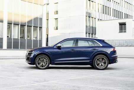 Image 1: Audi Q8 Estate SQ8 Tfsi Quattro 5dr Tiptronic [C+S]