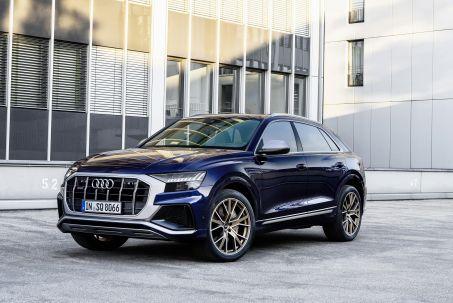Image 1: Audi Q8 Estate SQ8 Tfsi Quattro 5dr Tiptronic