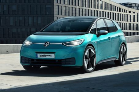 Video Review: Volkswagen ID.3 Electric Hatchback 150KW Life PRO Performance 62KWH 5dr Auto