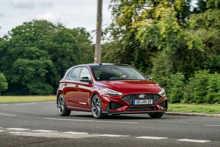 Video Review: Hyundai I30 Hatchback 1.5T GDI N Line 5dr