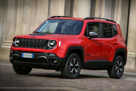Image 1: Jeep Renegade Hatchback 1.3 Turbo 4XE Phev 190 Limited 5dr Auto