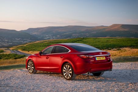 Video Review: Mazda Mazda6 Saloon 2.5 Skyactiv-G GT Sport 4dr Auto