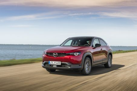 Video Review: Mazda MX-30 Hatchback 107KW Sport LUX 35.5KWH 5dr Auto