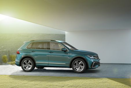 Video Review: Volkswagen Tiguan Estate 1.5 TSI 150 R-Line 5dr DSG