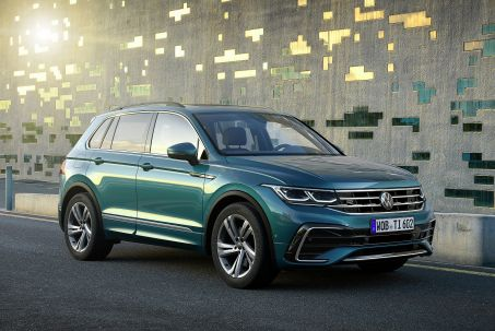 Video Review: Volkswagen Tiguan Estate 1.5 TSI 150 R Line 5dr DSG