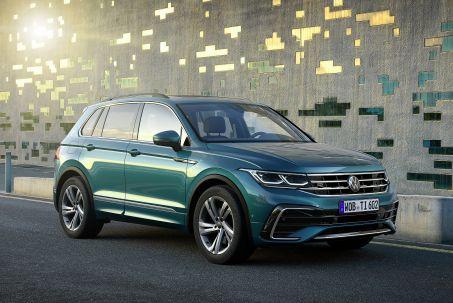 Video Review: Volkswagen Tiguan Estate 1.5 TSI 150 Elegance 5dr DSG