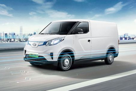 Image 1: Maxus E Deliver 3 L1 Electric 90KW H1 VAN 35KWH Auto