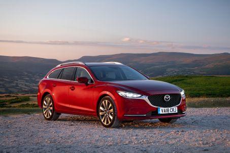 Video Review: Mazda Mazda6 Tourer 2.0 SE-L NAV+ 5dr