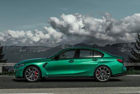 Image 1: BMW M3 Saloon M3 Competition 4dr Step Auto [ultimate/M PRO PK]