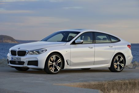 Video Review: BMW 6 Series Gran Turismo Hatchback 630I M Sport 5dr Auto