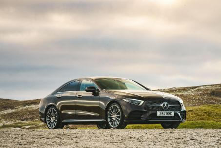 Video Review: Mercedes-Benz CLS Diesel Coupe CLS 400D 4matic AMG Line NGT ED PR + 4dr 9G-Tronic