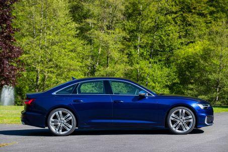 Video Review: Audi A6 Diesel Saloon S6 TDI 344 Quattro 4dr TIP Auto