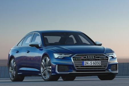 Video Review: Audi A6 Diesel Avant S6 TDI 344 Quattro 5dr TIP Auto