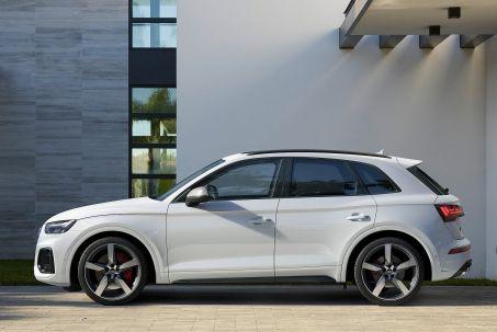 Image 1: Audi Q5 Diesel Estate SQ5 TDI Quattro 5dr Tiptronic [C+S Pack]