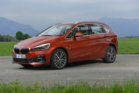 Video Review: BMW 2 Series Active Tourer 218I [136] Luxury 5dr
