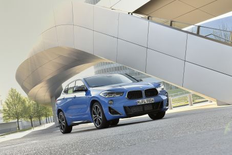 Video Review: BMW X2 Diesel Hatchback Xdrive 20D M Sport 5dr Step Auto [PRO Pack]