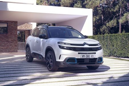 Image 1: Citroen C5 Aircross Hatchback 1.6 Plug-IN Hybrid 225 Shine 5dr E-EAT8