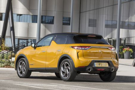 Video Review: DS DS 3 Electric Crossback Hatchback 100KW E-Tense Performance Line + 50KWH 5dr Auto