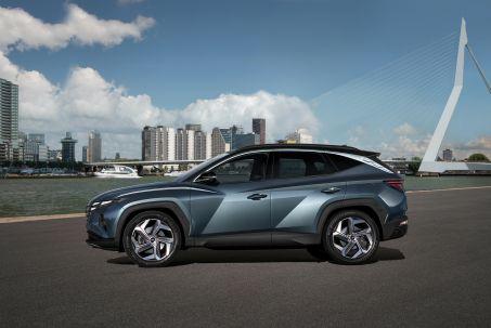 Image 1: Hyundai Tucson Estate 1.6 Tgdi Premium 5dr 2WD