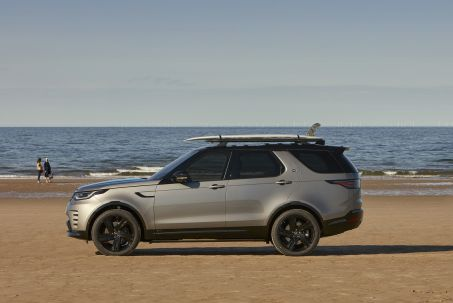 Video Review: Land Rover Discovery Diesel SW 3.0 D300 S 5dr Auto