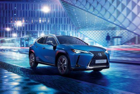 Video Review: Lexus UX Electric Hatchback 300E 150KW 54.3 KWH 5dr E-CVT