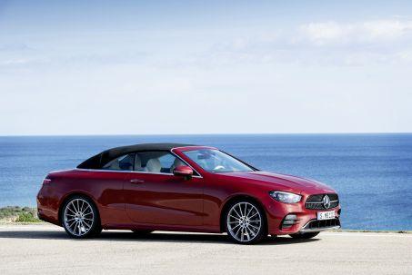 Video Review: Mercedes-Benz E Class Cabriolet E300 AMG Line Night ED Premium Plus 2dr 9G-Tronic