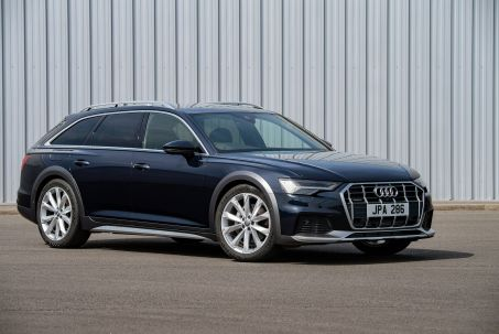 Video Review: Audi A6 Allroad Diesel Estate 45 TDI 245 Quattro Sport 5dr S Tronic