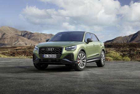 Image 1: Audi Q2 Estate SQ2 Quattro 5dr S Tronic