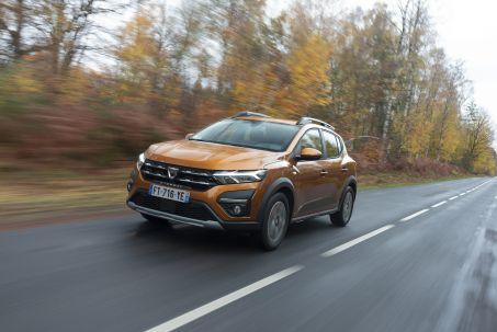 Video Review: Dacia Sandero Stepway Hatchback 1.0 TCE BI-Fuel Comfort 5dr