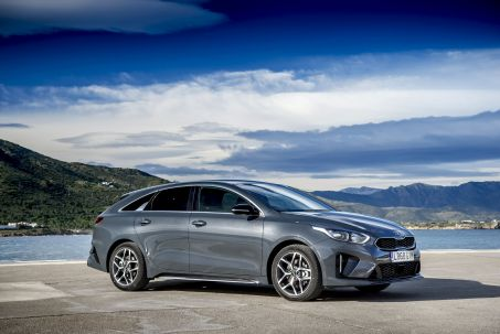 Video Review: KIA PRO Ceed Shooting Brake 1.5T GDI ISG GT-Line 5dr