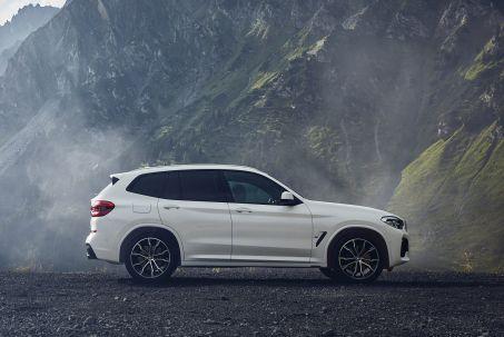 Image 1: BMW X3 Estate Xdrive 30E Xline 5dr Auto