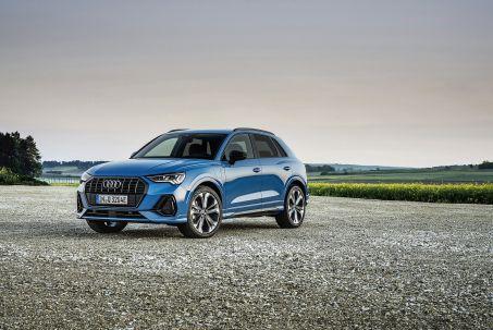 Video Review: Audi Q3 Diesel Estate 35 TDI Black Edition 5dr