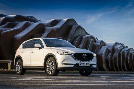 Video Review: Mazda CX-5 Diesel Estate 2.2D [184] Sport 5dr