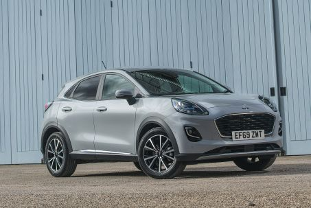 Video Review: Ford Puma Hatchback 1.0 Ecoboost Hybrid Mhev ST-Line X 5dr DCT