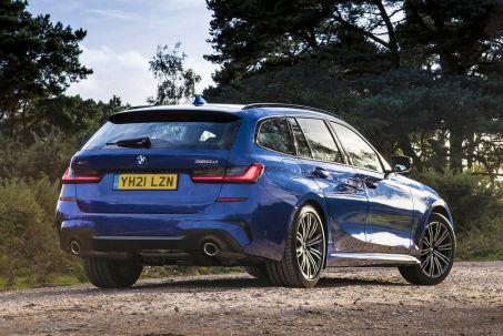 Video Review: BMW 3 Series Touring 330E M Sport 5dr Step Auto