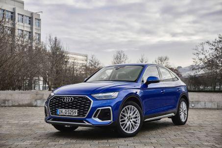 Video Review: Audi Q5 Diesel Estate 40 TDI Quattro Sport 5dr S Tronic