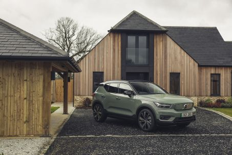 Image 1: Volvo XC40 Electric Estate 300KW Recharge Twin 78KWH 5dr AWD Auto