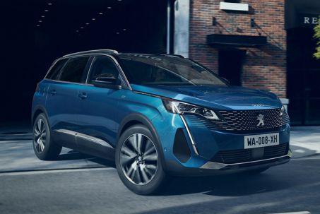 Video Review: Peugeot 5008 Estate 1.2 Puretech Allure Premium 5dr