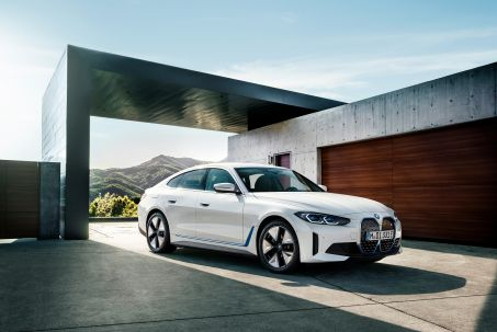 Image 1: BMW I4 Gran Coupe 250KW Edrive40 M Sport 83.9KWH 5dr Auto