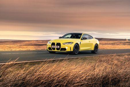 Image 1: BMW M4 Coupe M4 Xdrive Comp M 2dr Step Auto [ultimate/M PRO PK]