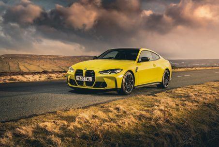 Image 1: BMW M4 Convertible M4 Xdrive Comp M 2dr Step Auto [M PRO/M Carbon]
