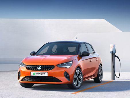 Image 1: Vauxhall Corsa-E Electric Hatchback 100KW Elite NAV Premium 50KWH 5dr Auto [7.4kwch]