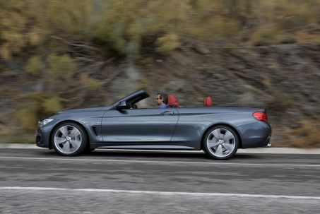 Video Review: BMW 4 Series Convertible 420I Sport 2dr Auto [professional Media]